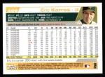 2004 Topps #406  Eric Karros  Back Thumbnail