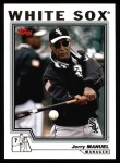 2004 Topps #273  Jerry Manuel  Front Thumbnail