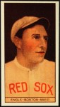 1912 T207 Reprint  Clyde Engle   Front Thumbnail