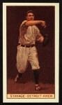 1912 T207 Reprint  Oscar Stanage  Front Thumbnail