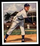 1950 Bowman REPRINT #214  Dick Fowler  Front Thumbnail