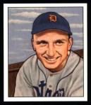 1950 Bowman REPRINT #242  Dick Kryhoski  Front Thumbnail