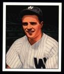 1950 Bowman REPRINT #162  Eddie Yost  Front Thumbnail