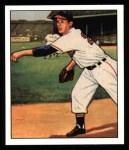 1950 Bowman REPRINT #182  Sam Zoldak  Front Thumbnail