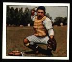1950 Bowman REPRINT #46  Yogi Berra  Front Thumbnail