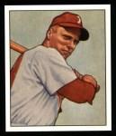 1950 Bowman REPRINT #84  Richie Ashburn  Front Thumbnail