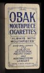 1910 T212 Obak xOLD Felix Martinke  Back Thumbnail