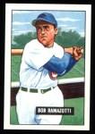 1951 Bowman REPRINT #247  Bob Ramazzotti  Front Thumbnail