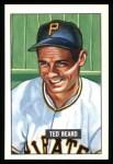 1951 Bowman REPRINT #308  Ted Beard  Front Thumbnail