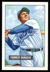 1951 Bowman REPRINT #317  Smoky Burgess  Front Thumbnail