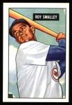 1951 Bowman REPRINT #44  Roy Smalley  Front Thumbnail