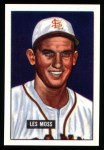 1951 Bowman REPRINT #210  Les Moss  Front Thumbnail