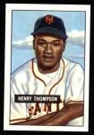 1951 Bowman REPRINT #89  Harry Thompson  Front Thumbnail