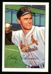 1952 Bowman REPRINT #122  Billy Johnson  Front Thumbnail