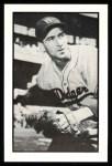1953 Bowman B&W Reprint #60  Billy Cox  Front Thumbnail