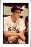 1953 Bowman REPRINT #57  Lou Boudreau  Front Thumbnail