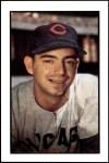 1953 Bowman REPRINT #42  Tom Brown  Front Thumbnail