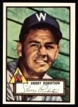 1952 Topps REPRINT #245  Sherry Robertson  Front Thumbnail