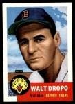 1953 Topps Archives #121  Walt Dropo  Front Thumbnail