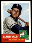 1953 Topps Archives #122  Elmer Valo  Front Thumbnail