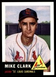 1953 Topps Archives #193  Mike Clark  Front Thumbnail
