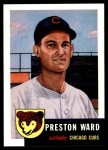 1953 Topps Archives #173  Preston Ward  Front Thumbnail