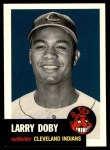 1953 Topps Archives #333  Larry Doby  Front Thumbnail