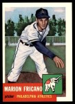 1953 Topps Archives #199  Marion Fricano  Front Thumbnail