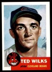 1953 Topps Archives #101  Ted Wilks  Front Thumbnail