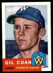 1953 Topps Archives #133  Gil Coan  Front Thumbnail