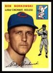 1954 Topps Archives #138  Bob Borkowski  Front Thumbnail