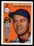 1954 Topps Archives #152  Mike Blyzka  Front Thumbnail