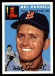 1954 Topps Archives #40  Mel Parnell  Front Thumbnail