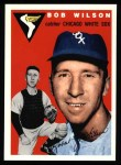 1954 Topps Archives #58  Bob Wilson  Front Thumbnail