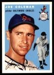 1954 Topps Archives #156  Joe Coleman  Front Thumbnail