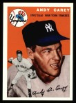 1954 Topps Archives #105  Andy Carey  Front Thumbnail