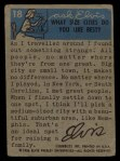 1956 Topps / Bubbles Inc Elvis Presley #18   Signing Session Back Thumbnail
