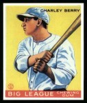 1933 Goudey Reprint #184  Charles Berry  Front Thumbnail