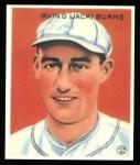 1933 Goudey Reprint #198  Jack Burns  Front Thumbnail