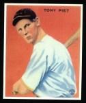 1933 Goudey Reprint #228  Tony Piet  Front Thumbnail