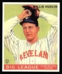 1933 Goudey Reprint #96  Willis Hudlin  Front Thumbnail