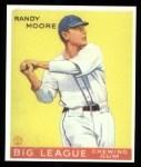 1933 Goudey Reprint #69  Randy Moore  Front Thumbnail