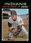 1971 O-Pee-Chee #150  Sam McDowell  Front Thumbnail