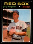 1971 O-Pee-Chee #473   -  Gary Wagner    Front Thumbnail