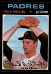 1971 O-Pee-Chee #448  Dave Roberts  Front Thumbnail