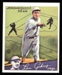 1934 Goudey Reprint #6  Dizzy Dean  Front Thumbnail
