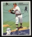 1934 Goudey Reprint #47  John Frederick  Front Thumbnail