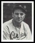 1939 Play Ball Reprint #94  Heinie Manush  Front Thumbnail