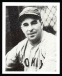 1939 Play Ball Reprint #110  Fred Fitzsimmons  Front Thumbnail