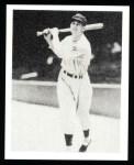 1939 Play Ball Reprint #114  Cecil Travis  Front Thumbnail